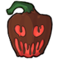 Chocolate Spooky Pepper