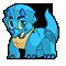 Trido blue small