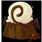 Novyn Volcano Cake