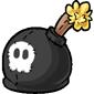Bomb Plushie