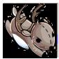 Dasher Reindeer Plushie