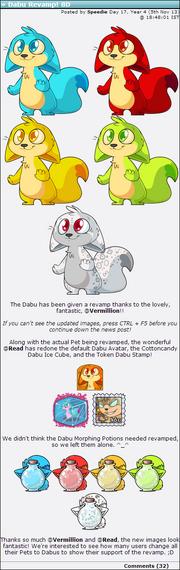2013-11-05 Dabu Revamp! 8D