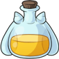 Yellow Jakrit Morphing Potion