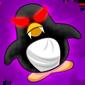 Furious Evil Penguin Plushie