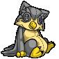Grey Ori Plushie