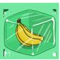 Banana Ice Cube