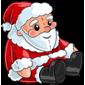 Santa Plushie