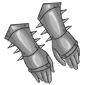 Spiked Gauntlets Before 2015 revamp