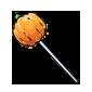Pumpkin on a Stick