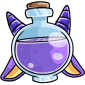 Purple Makoat Morphing Potion