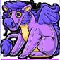Purple Novyn Plushie