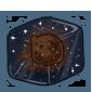 Meteorite Ice Cube