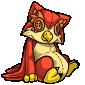 Red Ori Plushie