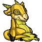 Yellow Makoat Plushie