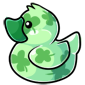 Shamrock Ducky