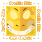 Team Yellow Sharshel Profile Skin