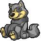 Grey Wulfer Plushie