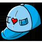 I Heart Ticket Hat