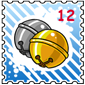 Sleigh Bells Stamp