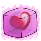 Heart Ice Cube Before 2015 revamp