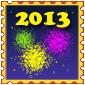 New Years Stamp 2013
