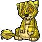 Yellow Ridix Plushie