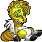 Yellow Zabeu Plushie