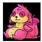 Pink Dabu Plushie