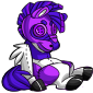 Purple Zabeu Plushie