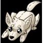 Cuddly Arctic Wolf Plushie