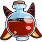 Red Makoat Morphing Potion