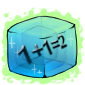 Math Ice Cube