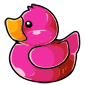 Pink Ducky