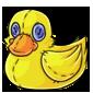 Ducky Plushie
