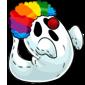 Clown Ghost Plushie