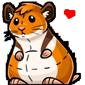 Fat Hamster Plush