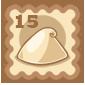 White Chocolate Stamp