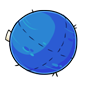 Neptune Plushie