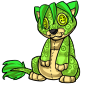 Green Ridix Plushie