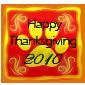 Thanksgiving 2010 Stamp