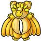 Yellow Ori Balloon