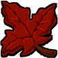 Fall Leaf Plush