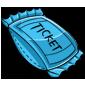 Raffle Ticket Plushie