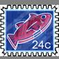 Prankster Inverse Tuna Gum Stamp