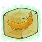 Banana Ice Cube Before 2015 revamp