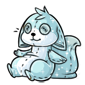 Ice Dabu Plushie