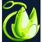Green Makoat Sticky Paw