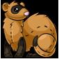 Cuddly Ferret Plushie