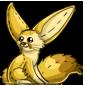 Cuddly Fennec Fox Plushie