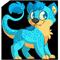 Ridix blue small